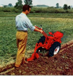 model W with plow