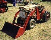 IH tractor