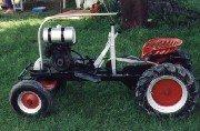 Beaver garden tractor