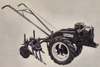 Tuffy tractor