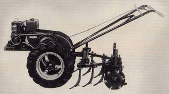 Super Tuffy tractor