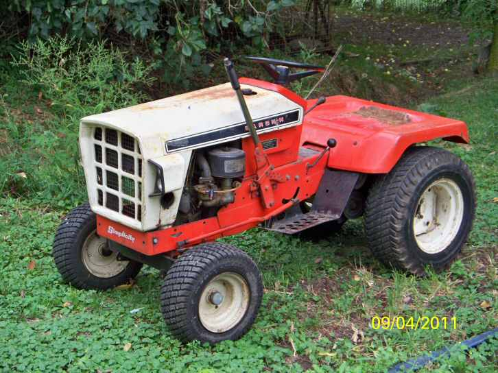 Allis Chalmers Lawn Tractor Lawn Tractor Lawn Tractor ...