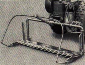 sickle mower